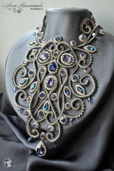 Jewelry Designer Blog. Jewelry by Natalia Khon: Bead Day