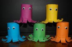 Des activités ludiques, bien sûr ! Quelques idées piochées sur le net pour occuper les enfants avec des rouleaux de papier toilette. Des outils à leur mesure : des ciseaux, du scotch, des crayons, …