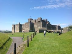 Dover Castle in Dover, Kent