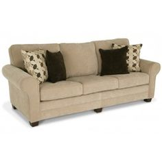"""Maggie 92"""" sofa from MyBobs"""