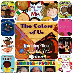 MLK Activities AND Freebie! (Little Miss Kindergarten - Lessons from the Little Red Schoolhouse!) - MLK Activities AND Freebie! – Little Miss Kindergarten – Lessons from the Little Red Schoolhous - Miss Kindergarten, Kindergarten Activities, Book Activities, Toddler Books, Toddler Fun, Diversity Activities, Similarities And Differences, Preschool Books, Preschool Ideas