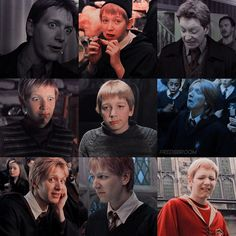 Always Harry Potter, Harry Potter Cast, Harry Potter Hogwarts, Harry Potter Memes, Oliver Phelps, Phelps Twins, Images Harry Potter, Weasley Twins, Harry Potter Aesthetic