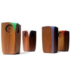 Wooden Owl - Matt Pugh