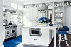 Design Idea: Open Kitchen Shelves