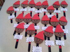 Imagem relacionada Advent Calendar, Holiday Decor, Erika, Kid Activities, Learning Shapes, August 22, Classroom