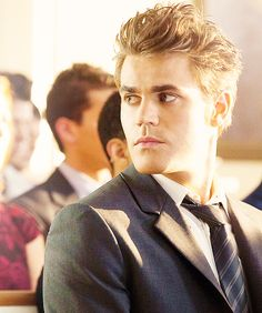 Stefan Salvatore, The Vampire Diaries