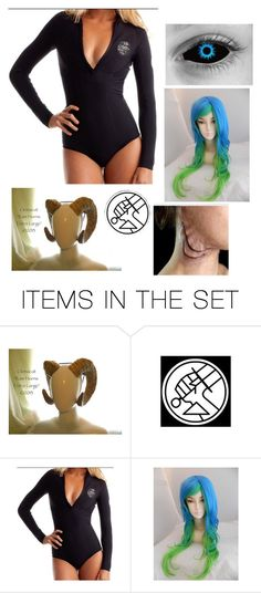 """Capricorn #2"" by babybedlam ❤ liked on Polyvore featuring art"