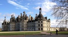 Top Ten Chateaux in the Loire Valley