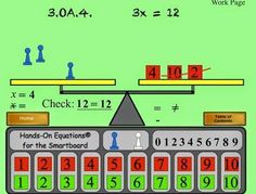 Pre-algebra starts in grade when kids are still very concrete thinkers. Try these amazing manipulatives to teach pre-algebra skills with ease. You will be amazed how quickly your kids will get it and be able to solve middle school algebra problems! Fun Math Activities, Math Resources, Math Games, Math Tips, Math Enrichment, Math Lessons, Teaching Posters, Teaching Math, Teaching Ideas