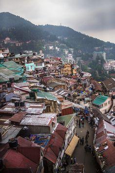 Village of Shimla -- I want to go back!!