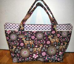 lillesol & pelle Schnittuster/ pattern: Basic Bag