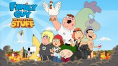 Comic-Con 2014: Patrick Stewart, Bryan Cranston, and Other Celebs Come to Family Guy Mobile Game - http://videogamedemons.com/news/comic-con-2014-patrick-stewart-bryan-cranston-and-other-celebs-come-to-family-guy-mobile-game/