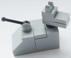 Doctor Who LEGO K-9 Robot Dog