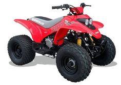 R100 Quadzilla Junior Quads. For more information: http://www.fresh-group.com/junior-quads.html