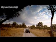 Botswana adventure part two - Top Gear - BBC