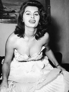 sophia loren , 1955