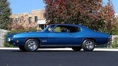 1970 Pontiac GTO offered for auction #1828494 | Hemmings Motor News