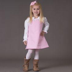 Light Pink Microcheck Aline 11/20
