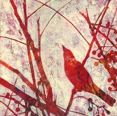 Song Bird 1 by Karyn Fendley