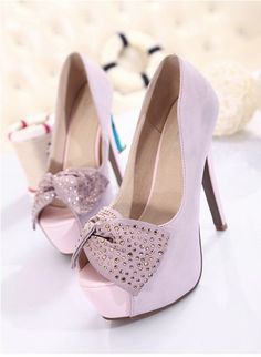 Cute High Heels Inspirations To Complete Your Girly Style - Be Modish