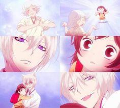 Tomoe and nanami Kamisama Kiss, Tomoe And Nanami, Fanart, Cartoon Fan, Nisekoi, Kaichou Wa Maid Sama, Manga Love, Cute Anime Couples, Anime Shows