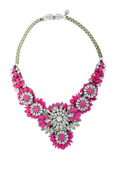 Statement Necklaces, Casual Chic, Diamond, Pink, Jewelry, Casual Dressy, Jewlery, Jewerly, Casual Chic Style