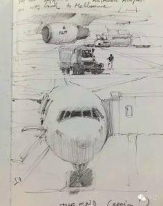 Joseph Zbukvic sketchbook page Travel Sketchbook, Sketchbook Drawings, Artist Sketchbook, Drawing Sketches, Joseph Zbukvic, Urban Sketching, Pencil Sketching, Sketchbook Inspiration, Moleskine
