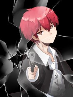 Scrolling through AC pins and notice that the theme for both pics of Karma and Nagisa usually matches. Even artists unconsciously ships it. XD-DA | Karma Akabane | Assassination Classroom