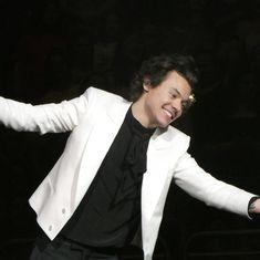 Harry Styles in Philadelphia - HSLOT