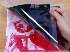 How to Print a Photo on Silk With Inkodye