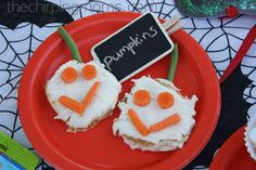 Fun Food Ideas for a Kids' Halloween Party