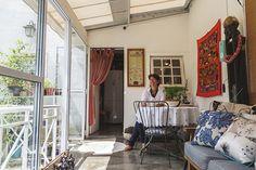 Open house | Patrícia Fernandes. Veja: http://www.casadevalentina.com.br/blog/detalhes/open-house--patricia-fernandes-3174 #decor #decoracao #interior #design #casa #home #house #idea #ideia #detalhes #details #openhouse #style #estilo #casadevalentina #balcony #varanda