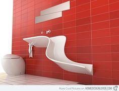 10 Unique Wash Basins for Your Dream Bathroom