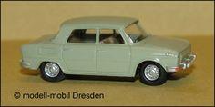 V&V-Nr.1375 Skoda S100 1969 graugrün CSSR 1969