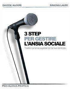 """E-book """"Tre step per gestire l'ansia sociale"""""""