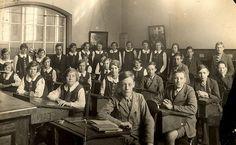 Balshaws Grammar School near Leyland Lancashire 1927 Grammar School, Old School