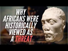 Why Africans Were Historically Viewed As A Threat - YouTube Slavery History, Meaning Of Life, African American History, Black Art, Black History, My Eyes, Meant To Be, Fiction, Africans