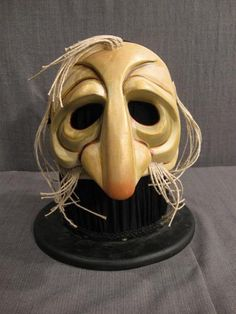 Costumes/Accessories/Masks/11001497 Mask Commedia old man