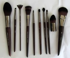 Make Up For Ever Artisan Brushes on Beauty Info Zone