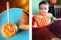 Check out this guide to healthy homemade baby food!