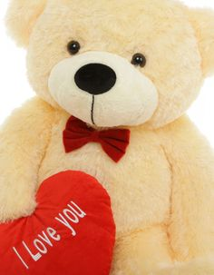 big valentines day teddy bears