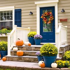 Here are ten ways you can update your home's exterior without having to do an expensive exterior overhaul