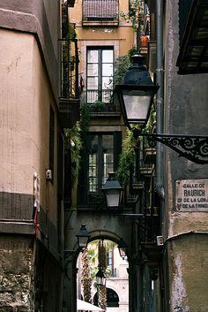 La magia de Barcelona