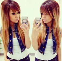 #hair #gorg..                       @loveeeroxanne boo