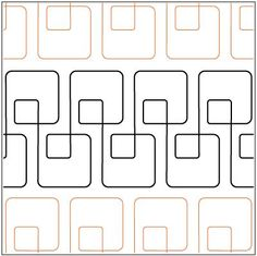 """Simply Squared 7"""" - 2 rows"""