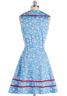 Ladies Who Brunch Dress, #ModCloth