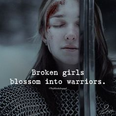 Broken Girls Blossom Into Warriors