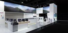 Messeauftritte für Siemens Hausgeräte: Die Leichtigkeit der Moderne