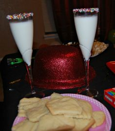 New years eve kid party ideas