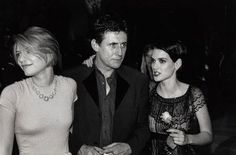 claire danes and winona ryder   ... things:Winona Ryder, Gabriel Byrne and Claire Danes at the 1997 Oscars